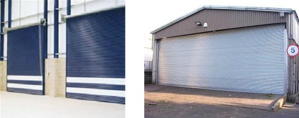 roller shutters, security shutters