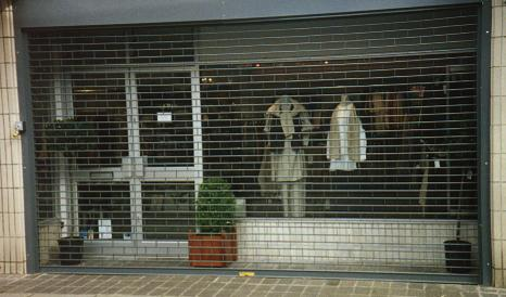Shop Shutter Installation